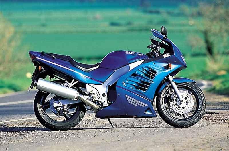 SUZUKI RF600R 1993-1997 PARTS