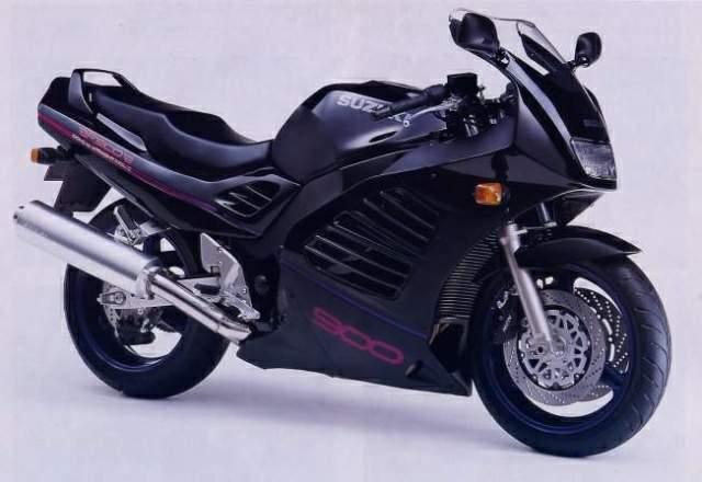 SUZUKI RF900R 1994-1997 PARTS