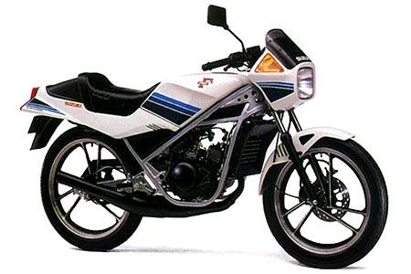 SUZUKI RG50 GAMMA PARTS