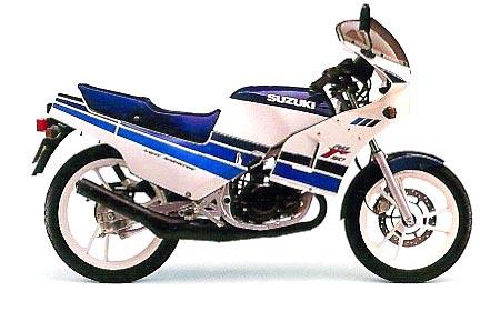 SUZUKI RG80 GAMMA PARTS