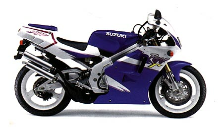 SUZUKI RGV250 GAMMA PARTS