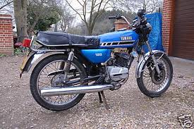 YAMAHA RS125DX 1976-1981 PARTS