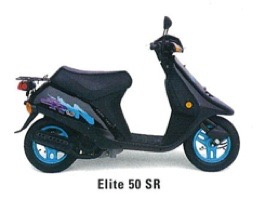HONDA SA50 ELITE S/ SR/ LX PARTS