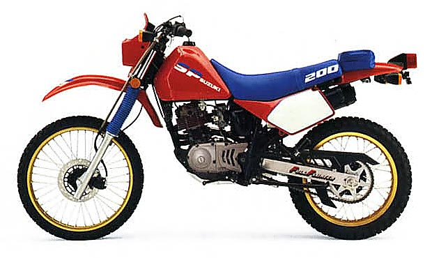 SUZUKI SP200 PARTS