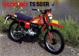 SUZUKI TS50ER 1978-1983 PARTS