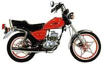 SUZUKI ZR50 1979-1989 PARTS
