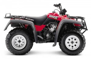 SUZUKI LTF500F QUADRUNNER PARTS