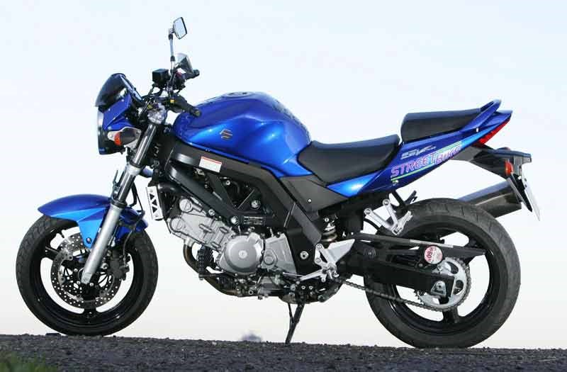 SUZUKI SV650S 1999-ONWARDS PARTS