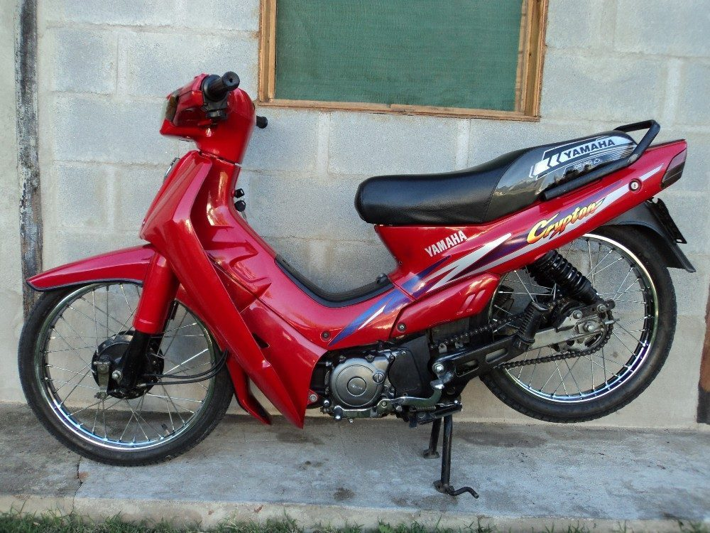 YAMAHA CRYPTON T105 PARTS