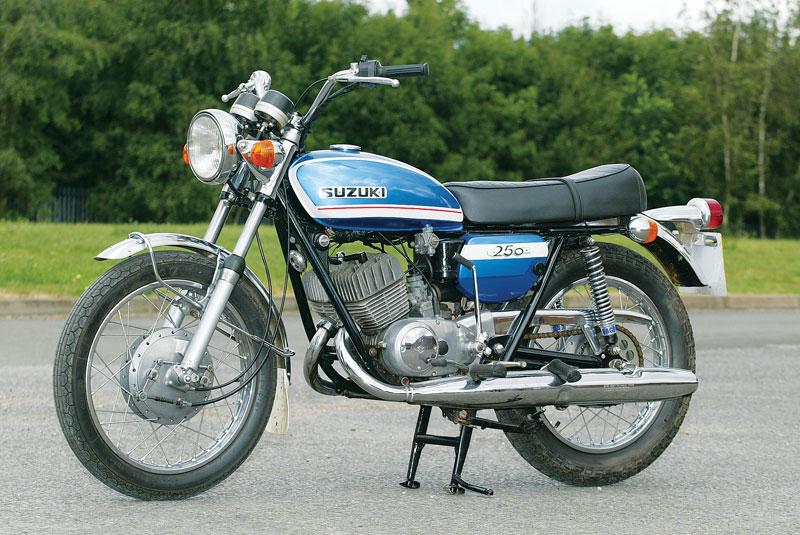 SUZUKI T250 HUSTLER PARTS