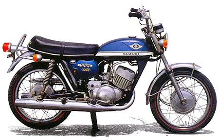 SUZUKI T350 REBEL 1969-1973 PARTS