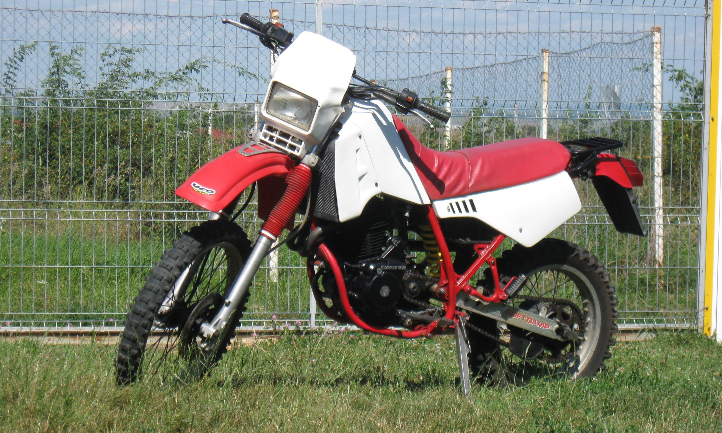 1 products CAGIVA T4 500E PARTS