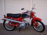 HONDA CA110 BENLY 1963 PARTS