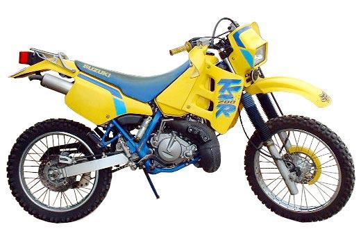 SUZUKI TS200R 1989-1996 PARTS