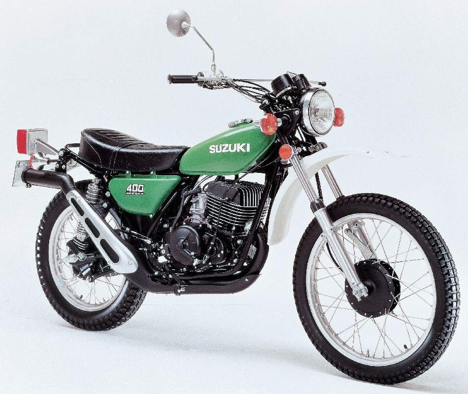 SUZUKI TS400L PARTS