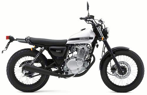 SUZUKI TU250GB GRASSTRACKER BIGBOY PARTS