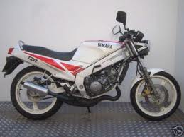 YAMAHA TZR125L 1987-1993 PARTS