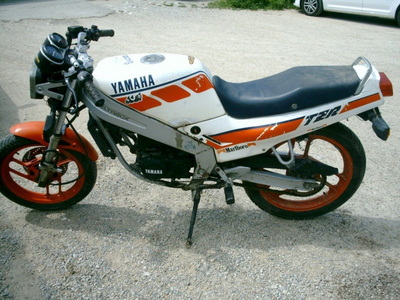 YAMAHA TZR80 PARTS