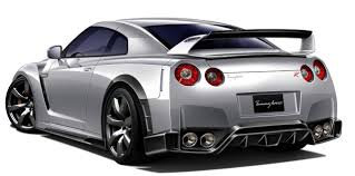 NISSAN GTR EXHAUST SYSTEMS