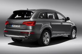 AUDI Q7 EXHAUST SYSTEMS