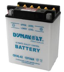 BATTERY'S (YB/CB) 12V H/PERFORMANCE DRY