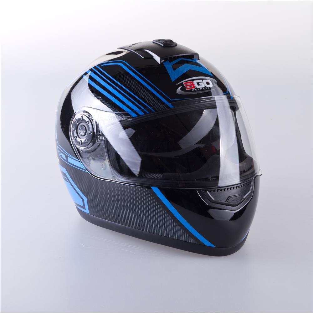VIPER 3GO E5V Full-Face Helmet