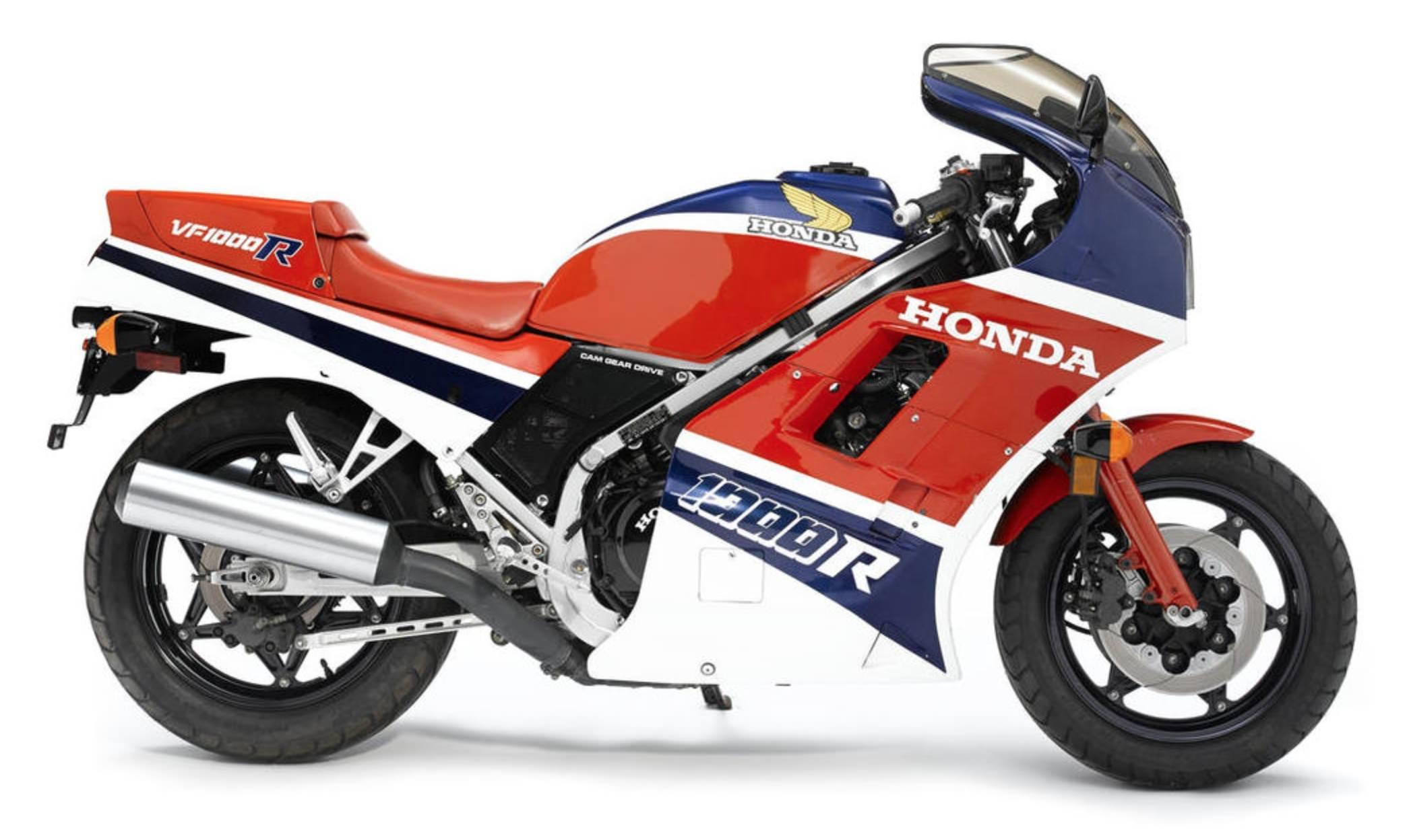 HONDA VF1000R PARTS