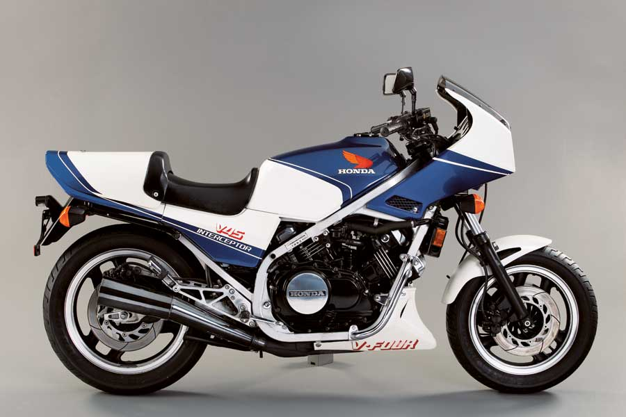 HONDA VF750F INTERCEPTOR PARTS