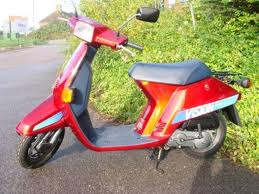 HONDA NB50MF VISION-X MOPED 1985-1989 PARTS