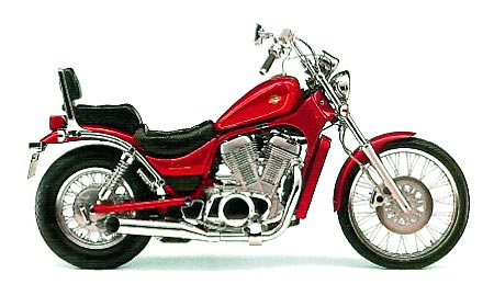 SUZUKI VS750 GLP INTRUDER PARTS