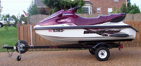 YAMAHA WAVERUNNER XL760 PARTS