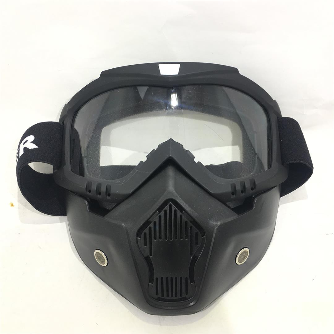 FACE MASK, GOGGLES ETC
