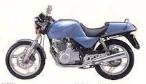 HONDA XBR500 1984-1989 PARTS (MK4)