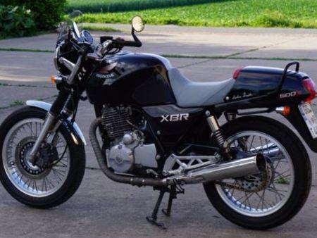 HONDA XBR500S PARTS