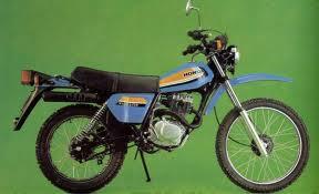 HONDA XL125S 1977-1984 PARTS