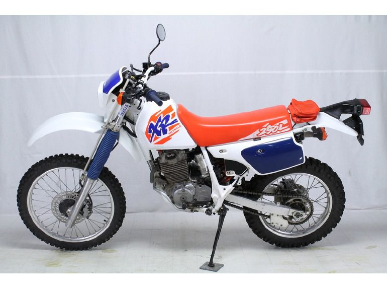 HONDA XR250L PARTS