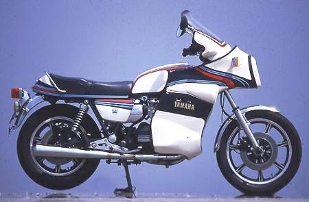 YAMAHA XS1100 MARTINI PARTS