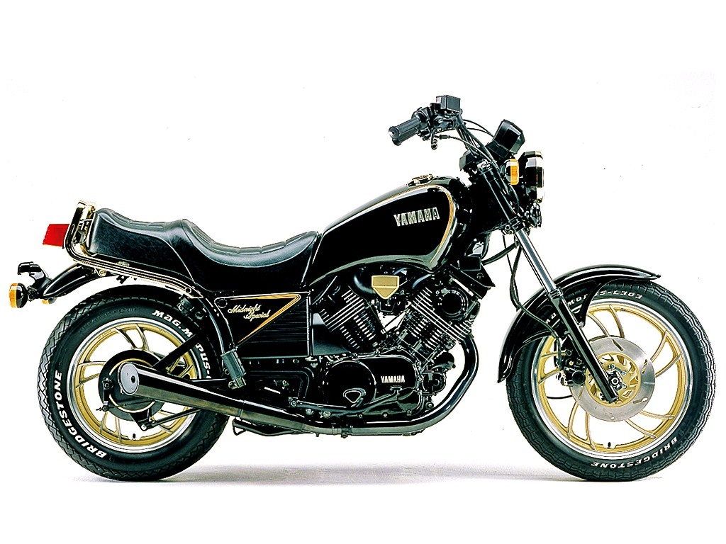 YAMAHA XV1000 SE MIDNIGHT SPECIAL PARTS