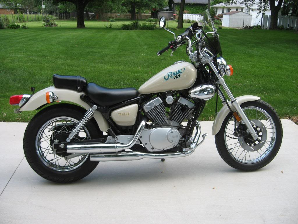 YAMAHA XV250 ROUTE 66 PARTS
