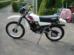 YAMAHA DT175MX 1978-1983 PARTS