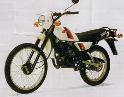 YAMAHA DT80MX TRAIL 1981-1987 PARTS