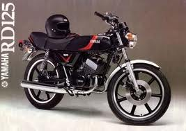 YAMAHA RD125DX 1976-1978 PARTS