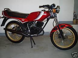 YAMAHA RD80MX 1982-1987 PARTS