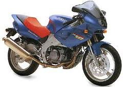 YAMAHA SZR660 1996-1999 PARTS