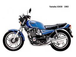 YAMAHA XJ650 FOUR 1980-1985 PARTS