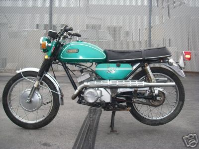 YAMAHA CS3 250 PARTS