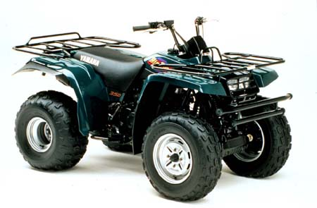 YAMAHA YFM350 BIG BEAR 4X4 PARTS