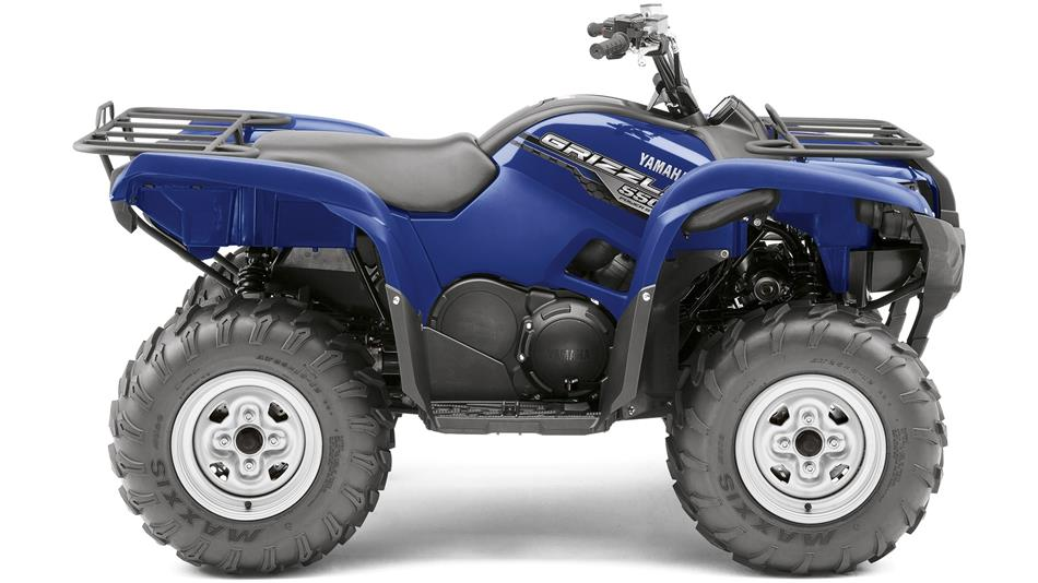 YAMAHA YFM550 GRIZZLY EPS 4X4 PARTS