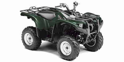 YAMAHA YFM550 GRIZZLY FI 4X4 PARTS