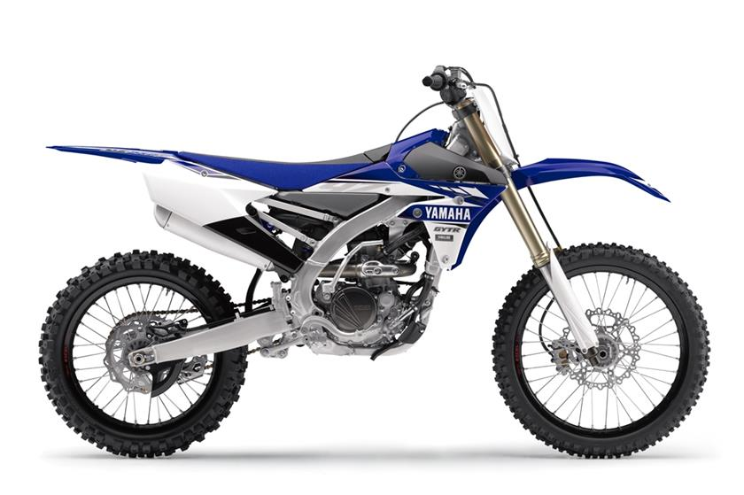 YAMAHA YZ250F PARTS
